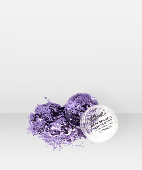 Glitternisti Eco Lilac 5ml ekoglitter