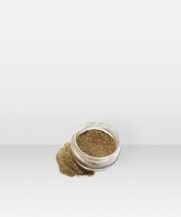 Glitternisti Only Gold 5ml Kosmeettinen glitter