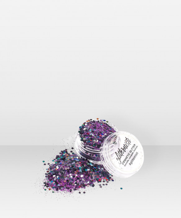 Glitternisti Purple Rain 5ml glitter
