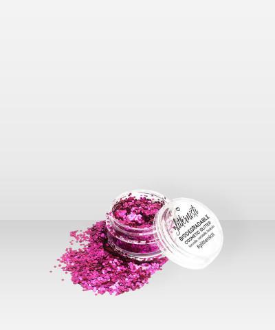 Glitternisti  Eco Chanky Pink 5ml