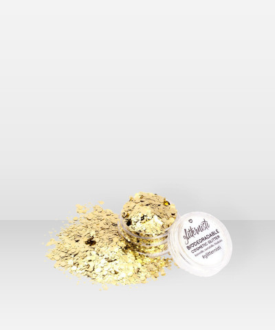 Glitternisti  Eco Chunky Gold Mix 5ml