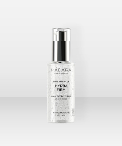 Mádara Time Miracle Hydra Firm Concentrate Jelly 75ml