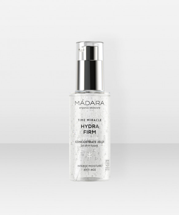 Mádara Time Miracle Hydra Firm Concentrate Jelly 75ml kosteusgeeli