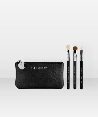 Sigma Beauty Glam 'N Go Mini Eye Brush Set