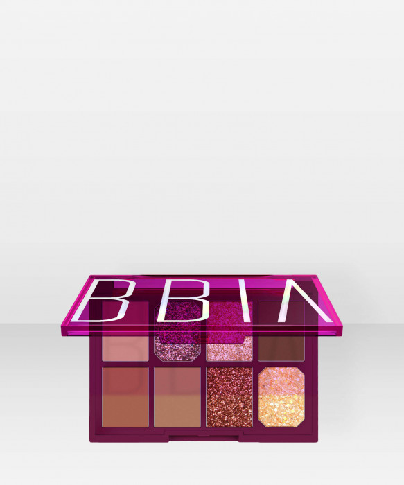 BBIA FINAL SHADOW PALETTE 01 TROT STAR luomiväripaletti