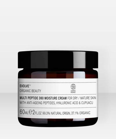 Evolve Organic Beauty Multi Peptide 360 kasvovoide 60ml