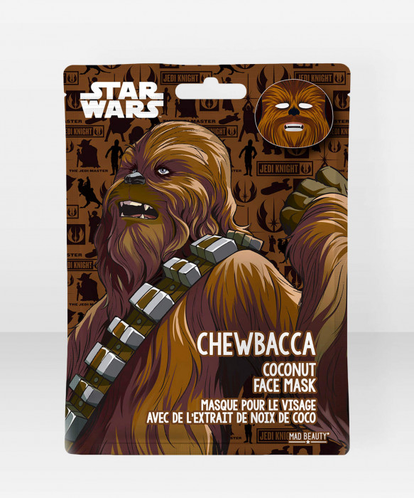 Mad Beauty Star Wars Face Mask Chewbacca