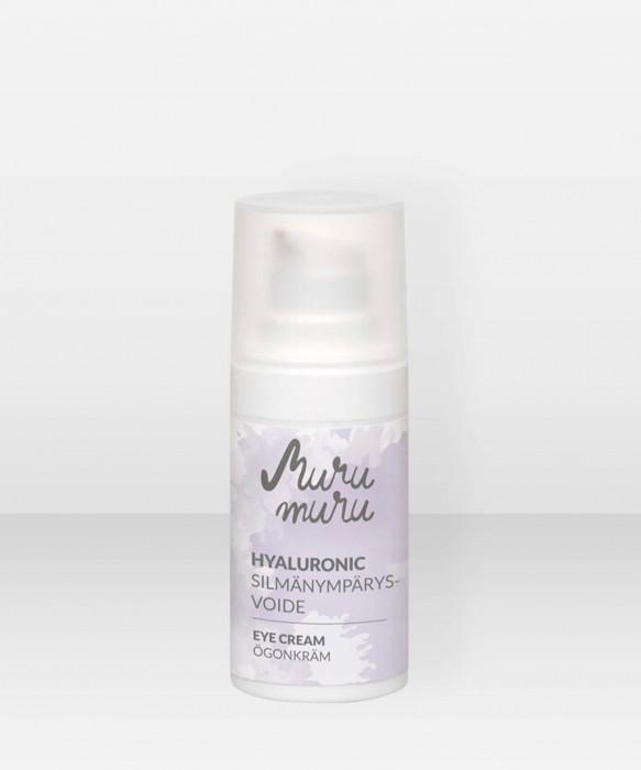 Murumuru Hyaluronic Silmänympärysvoide 15 ml